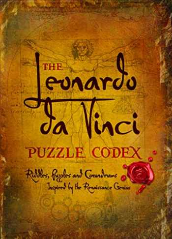 9781780974217-1780974213-The Leonardo da Vinci Puzzle Codex: Riddles, Puzzles and Conundrums Inspired by the Renaissance Genius