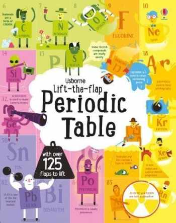9781474922661-147492266X-Lift-The-Flap Periodic Table BOARD