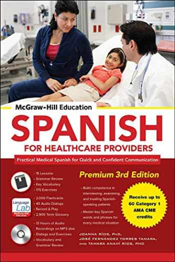9780071842174-0071842179-McGraw-Hill Education Spanish for Healthcare Providers, Premium 3rd Edition