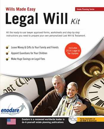 9781906144975-1906144974-Legal Will Kit (Wills Made Easy)