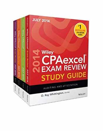 9781118917855-1118917855-Wiley CPAexcel Exam Review 2014 Study Guide July Set (Wiley CPA Exam Review)