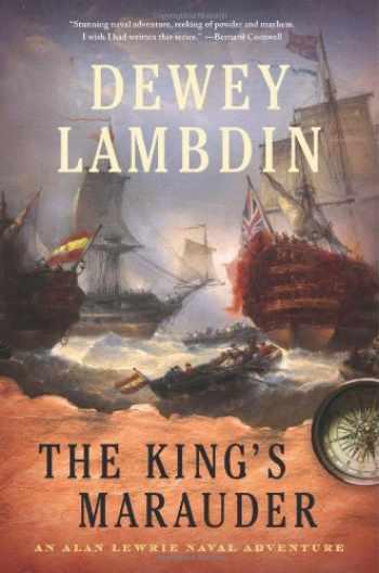 9781250030054-1250030056-The King's Marauder: An Alan Lewrie Naval Adventure (Alan Lewrie Naval Adventures)