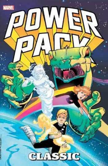 9781302923679-1302923676-Power Pack Classic Omnibus Vol. 1