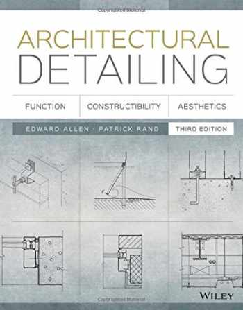9781118881996-1118881990-Architectural Detailing: Function, Constructibility, Aesthetics