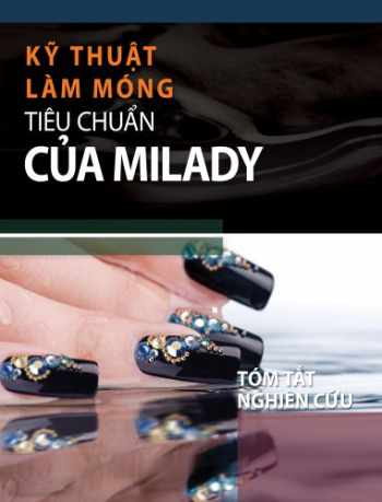 9781435497610-1435497619-Vietnamese Translated Study Summary for Milady's Standard Nail Technology
