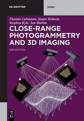 9783110607246-3110607247-Close-range Photogrammetry and 3d Imaging (De Gruyter Stem)