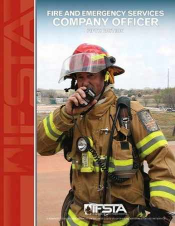 9780134027067-013402706X-Fire and Emergency Services Company Officer, 5th Edition