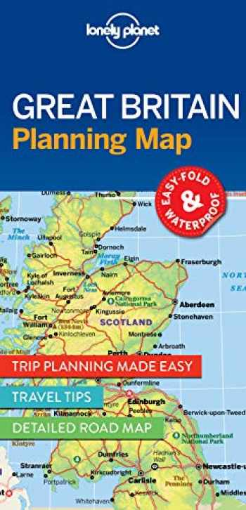 9781786579058-1786579057-Lonely Planet Great Britain Planning Map (Planning Maps)