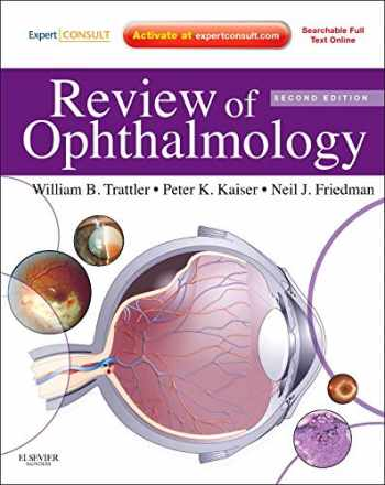 9781437727036-1437727034-Review of Ophthalmology: Expert Consult - Online and Print