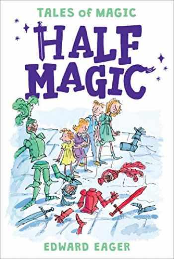 9780544671720-0544671724-Half Magic (Tales of Magic)