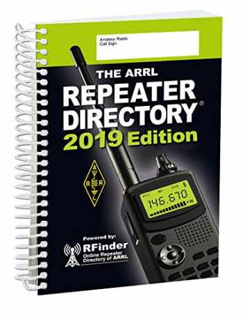 9781625951045-1625951043-The ARRL Repeater Directory