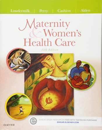9780323169189-032316918X-Maternity and Women's Health Care (Maternity & Women's Health Care)