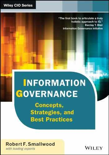 9781118218303-1118218302-Information Governance: Concepts, Strategies, and Best Practices (Wiley CIO)