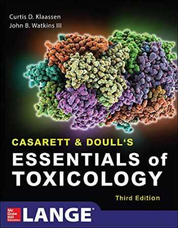 9780071847087-0071847081-Casarett & Doull's Essentials of Toxicology, Third Edition (Lange)