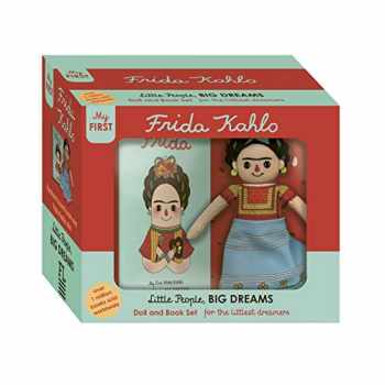 9780711248861-0711248869-Frida Kahlo Doll and Book Set: For the Littlest Dreamers (Little People, BIG DREAMS, 45)