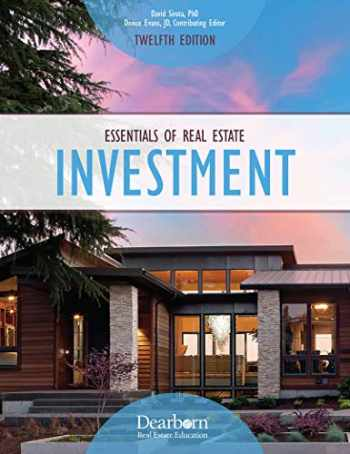 9781475485400-1475485409-Essentials of Real Estate Investment 12th Edition