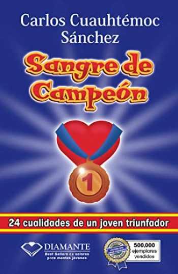 9789687277431-9687277432-SANGRE DE CAMPEÓN (Sangre de Campeon) (Spanish Edition)