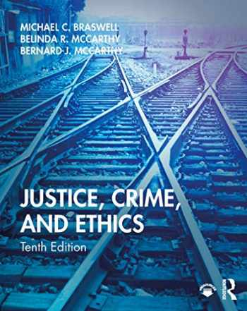 9780367196363-0367196360-Justice, Crime, and Ethics
