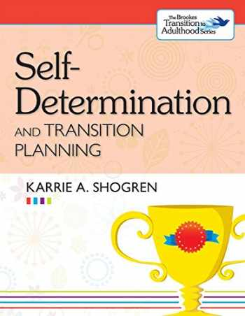 9781598572698-1598572695-Self-Determination and Transition Planning