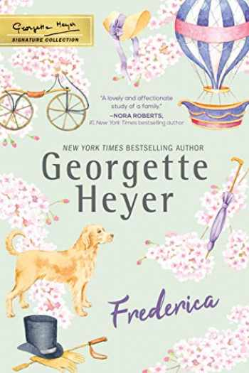 9781492677642-1492677647-Frederica (The Georgette Heyer Signature Collection)