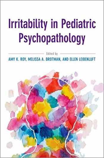 9780190846800-0190846801-Irritability in Pediatric Psychopathology