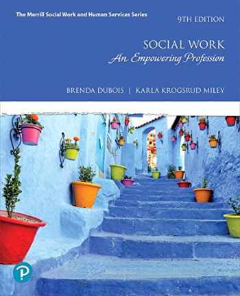 9780134747392-0134747399-Social Work: An Empowering Profession plus MyLab Helping Professions with Enhanced Pearson eText -- Access Card Package (9th Edition) (What's New in Social Work)