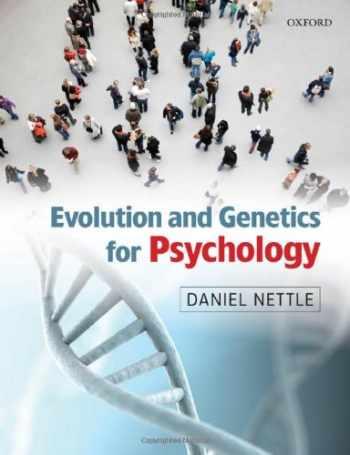9780199231515-0199231516-Evolution and Genetics for Psychology