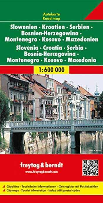9783707904284-3707904288-Slovenia/Croatia/Serbia/Bosnia-Herzegovina/Montenegro/Macedonia