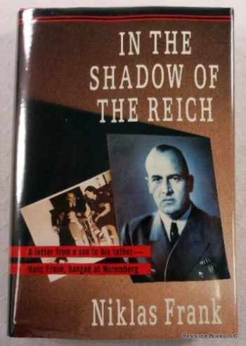 9780394583457-0394583450-In The Shadow Of The Reich