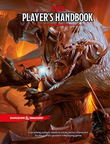 9780786965601-0786965606-Player's Handbook (Dungeons & Dragons)