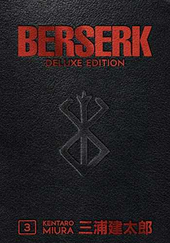 9781506712000-1506712002-Berserk Deluxe Volume 3