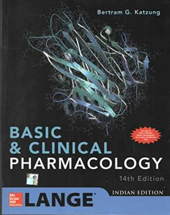 9789353160692-9353160693-Basic & Clinical Pharmacology (Basic and Clinical Pharmacology)