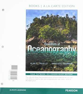 9780134253947-0134253949-Essentials of Oceanography, Books a la Carte Edition (12th Edition)