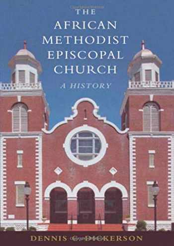 9780521191524-0521191521-The African Methodist Episcopal Church: A History