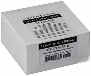 9781501848230-1501848232-Communion Bread, Gluten-Free (Box of 200): Lumen by Abingdon Press