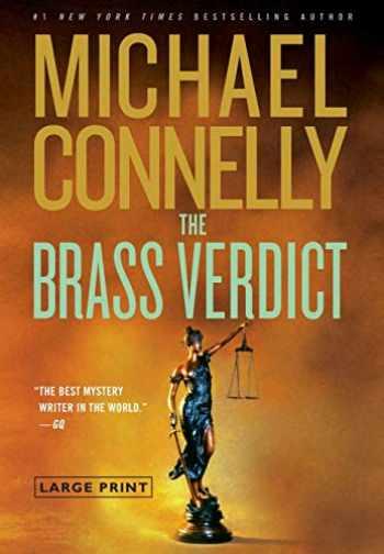 9780316024624-0316024627-The Brass Verdict: A Novel (A Lincoln Lawyer Novel, 2)
