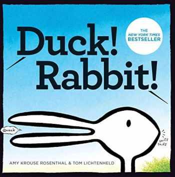 9781452137339-1452137331-Duck! Rabbit!
