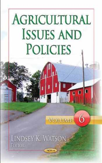 9781634841030-1634841034-Agricultural Issues and Policies