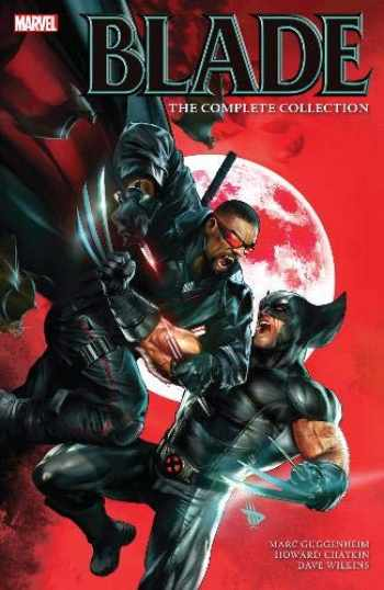 9781302923204-130292320X-Blade by Marc Guggenheim: The Complete Collection