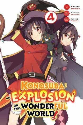9781975306038-1975306031-Konosuba: An Explosion on This Wonderful World!, Vol. 4 (manga) (Konosuba: An Explosion on This Wonderful World! (manga), 4)