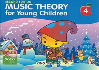 9789671250433-9671250432-Music Theory for Young Children, Bk 4 (Poco Studio Edition)