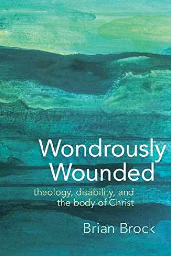 9781481310123-1481310127-Wondrously Wounded: Theology, Disability, and the Body of Christ (Studies in Religion, Theology, and Disability)