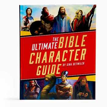 9781535901284-1535901284-The Ultimate Bible Character Guide
