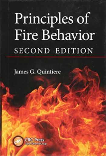 9781498735629-1498735622-Principles of Fire Behavior