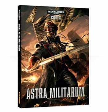 9781788260282-1788260287-Games Workshop Warhammer 40k Astra Militarum Codex 2017 Hardcover