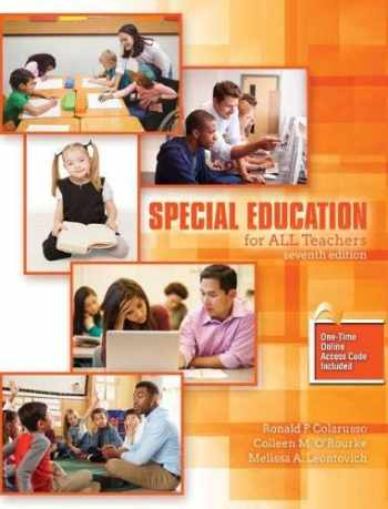 9781524999100-1524999105-Special Education for All Teachers