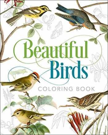 9781839402685-1839402687-Beautiful Birds Coloring Book