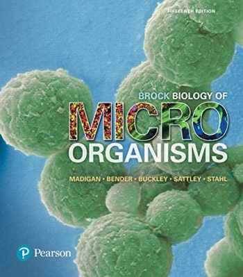 9780134268668-0134268660-Brock Biology of Microorganisms Plus Mastering Microbiology with Pearson eText -- Access Card Package (15th Edition)