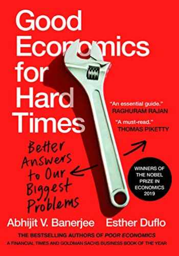 9789353450700-9353450705-Good Economics for Hard Times : Better Answers to Our Biggest Problems