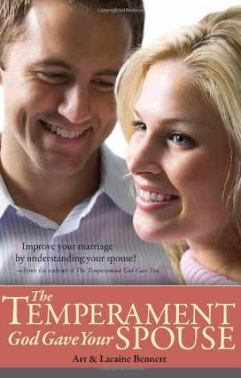 9781933184302-1933184302-The Temperament God Gave Your Spouse